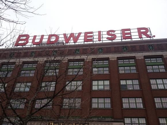 VIP tour of the Budweiser Brewery. Got drunk at 10:30 am. I call that a win.